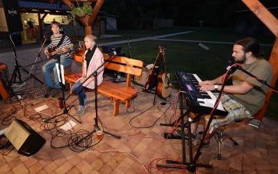 Koncert kapely Nechce se nám – 17.9.2016