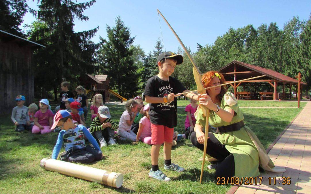 Jednodenní příměstský tábor Pohádkový les – 23.8.2017