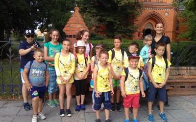 Příměstský tábor Lovecká sezóna v termínu 18.-22.7. 2016
