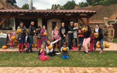 Návštěva Dětského domova Mikulov – 9.10.2016