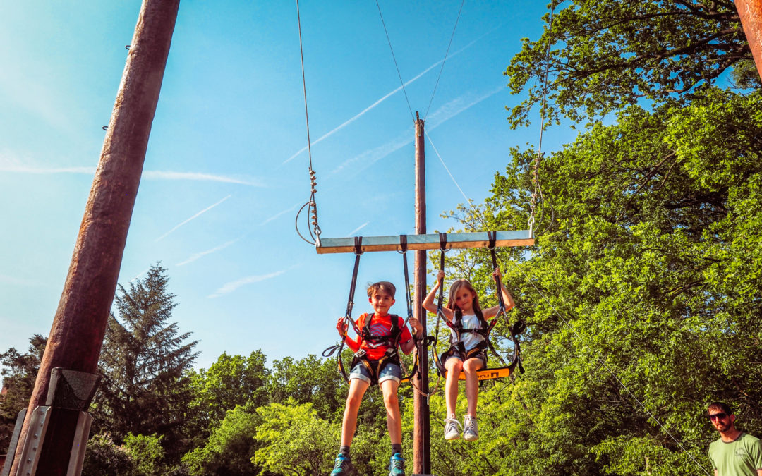 Big swing houpačka – fotogalerie