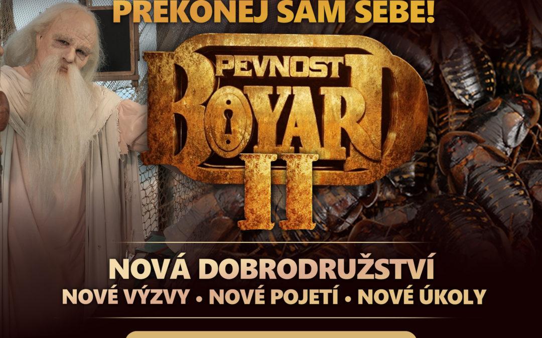(CZ) Pevnost Boyard II