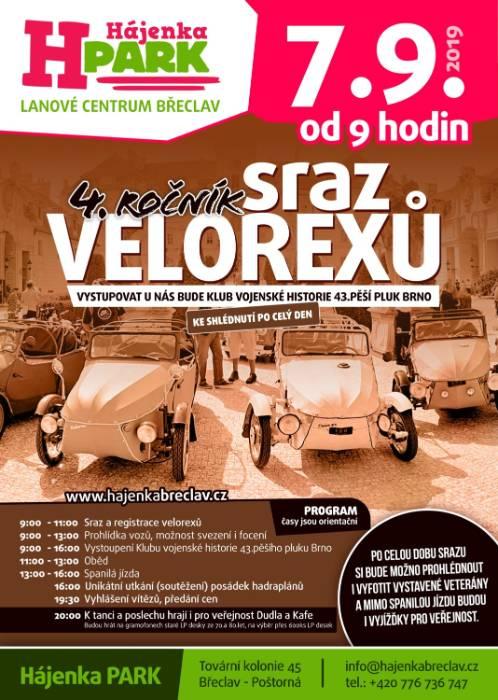 (CZ) Sraz Velorexů 2019