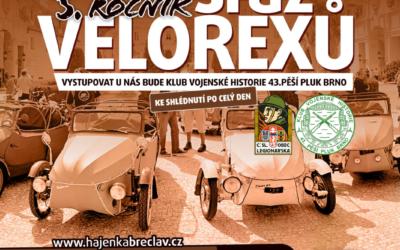 Sraz Velorexů 2020