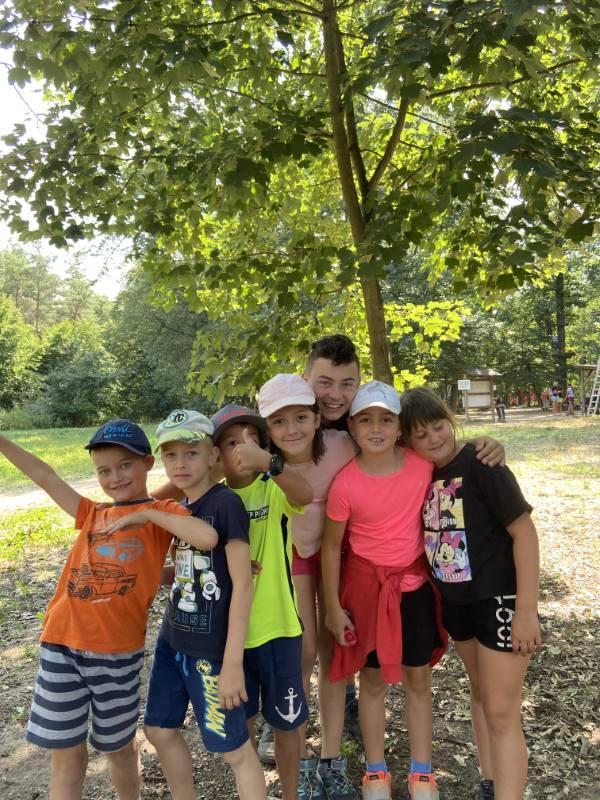 Příměstský tábor SPORT CAMP 2021 – fotogalerie